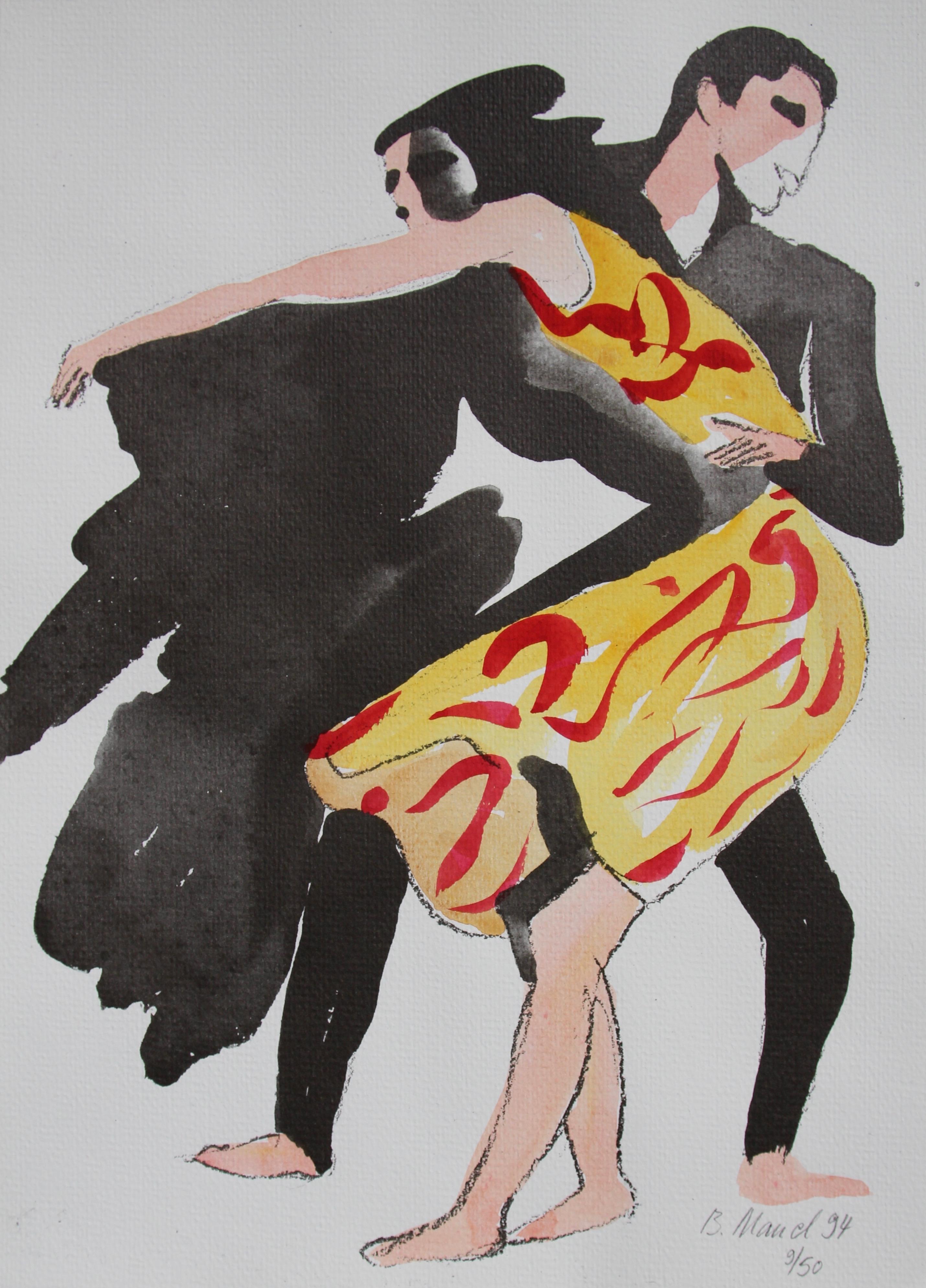 Tanz 6 Bettina Mauel